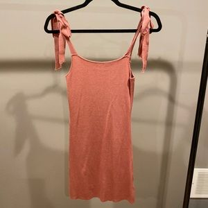 Urban Outfitters Pink Bodycon Dress